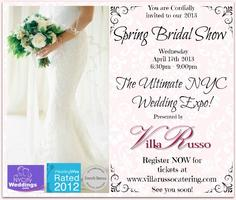 The 2013 Spring Bridal Show