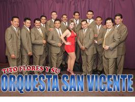SUNDAY, FEBRUARY 19 :     ORQUESTA SAN VICENTE