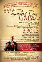 85th Anniversary Local Founders Day Gala, Honoring the...