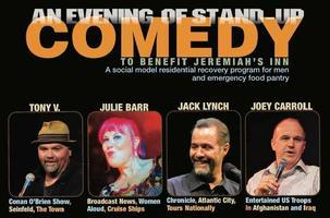 Evening of Comedy for Jeremiah's Inn