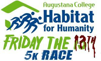 Friday the 13th 5K Race: Sponsored by Augustana...