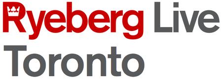 Ryeberg Live Toronto 2012