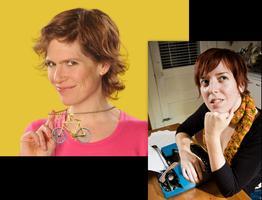 evalyn parry & Luna Allison - a musical & spoken-word...