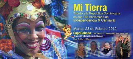 MI TIERRA Tribute to Dominican Republic in its 168...