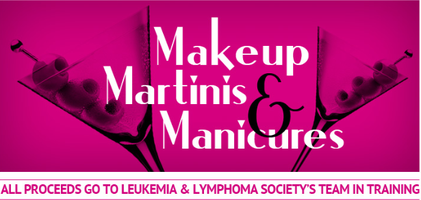 Makeup, Manicures and Martinis