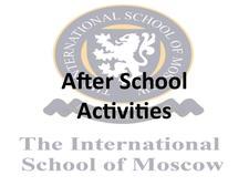 ISM After School Activities logo