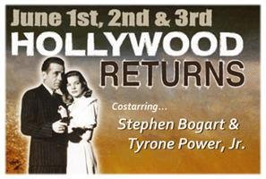 Hollywood Returns to Malabar Farm - Bogart & Bacall...