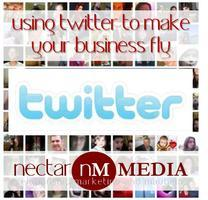 Using Twitter to Make Your Business Fly