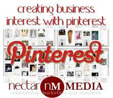 Creating Business Interest with Pinterest (Evening)