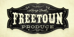 FreeTown Produce Festival at Jalopy