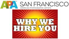 APA SF Presents: WHY WE HIRE YOU