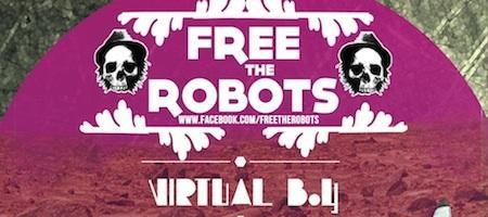 Street Ritual & Temple SF Present: Free The Robots and...