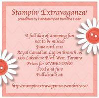 Stampin' Extravaganza! West End