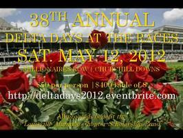 38TH ANNUAL DELTA DAYS AT THE RACES