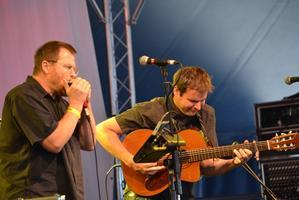 Tim Edey & Brendan Power at the Westgate Hall    BBC2...