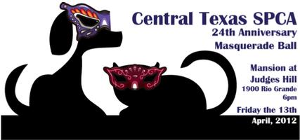 Central Texas SPCA 24th Anniversary Masquerade Ball