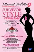 Material Girl Hair & Fashion Show - SURVIVOR STYLE