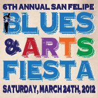 6th Annual San Felipe International Blues & Arts Fiesta