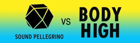SOUND PELLEGRINO VS BODY HIGH - AUSTIN TX ROOFTOP...