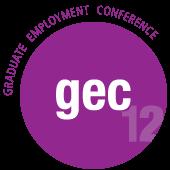 #GEC12: The Graduate Employment Conference