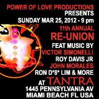 11th Annual RE-UNION - WMC 2012
