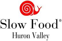 Slow Food Huron Valley logo