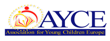 The Association for Young Children Europe (AYCE) logo