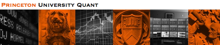 2012 Princeton Quant Trading Conference