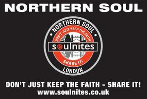 5th London Northern Soul All-Dayer Sunday 21st October...