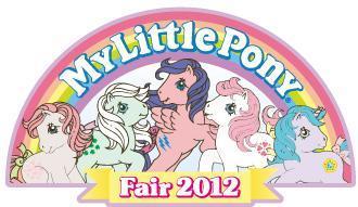 MY LITTLE PONY Fair 2012