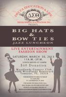 Big Hats & Bow Ties Jazz Luncheon