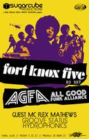 Fort Knox Five & All Good Funk Alliance