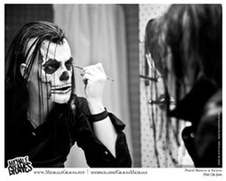 Michale Graves from the MISFITS is BACK at Full Cup...