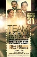 Team Power Super Saturday and Tupac's 40th Birthday...