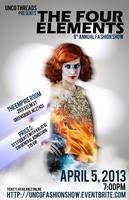 THREADS 8th Annual Fashion Show: The Four Elements