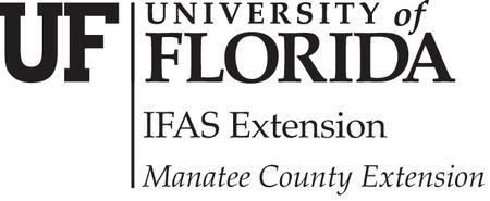 UF/IFAS Manatee County Extension Water School