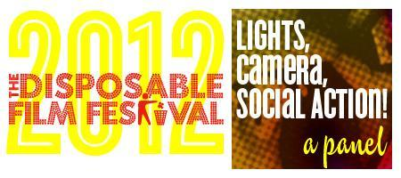Disposable Film Festival 2012 - Lights, Camera, Social...