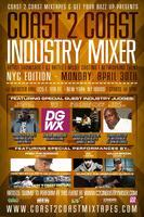 Coast 2 Coast Music Industry Mixer | NYC Edition - 4/30