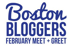Boston Bloggers February Meet + Greet