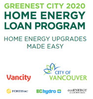 City of Vancouver Home Energy Loan Program workshop...