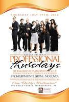 {Tonight} Professional Thursdays | presented by AACCCP