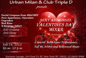 Valentine's Single & Sexy Social Mixer