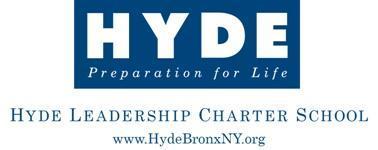 Hyde Leadership Charter School   Spring 2012 Open House