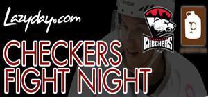 LZYVIP Checkers Fight Night