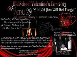 Old School Valentines Day Jam 2013
