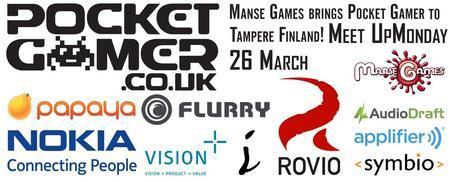 Manse Games brings Pocket Gamer to Tampere Finland