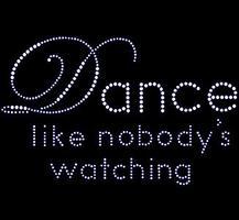 Dance Like Nobody's Watching (& Dance Party)