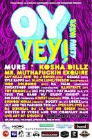 OY VEY! SXSW DAY PARTY @ 606 / Lipstick 24