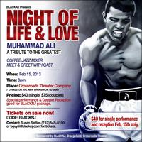 "BLACKNJ Presents ""Night of Life and Love"""
