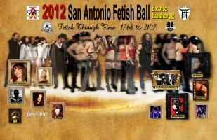 San Antonio Fetish Ball 2012